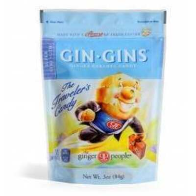 The Ginger People Gin Gins Ginger Caramel Candy 31g