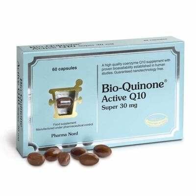 Pharma Nord Super Bio-Quinone Q10 30mg 60 Capsules
