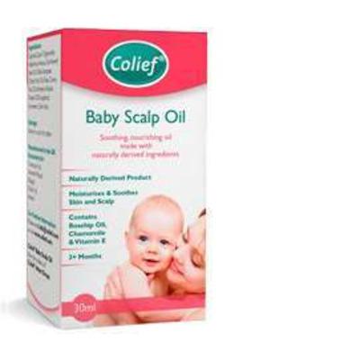 Colief Infant Scalp Oil 30ml