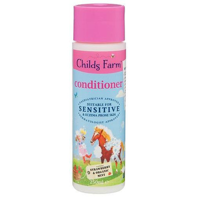 Childs Farm Sensitive Conditioner for Unruly Hair 250ml