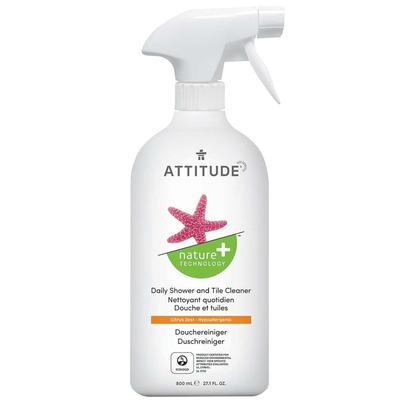 Attitude Citrus Zest Daily Shower Cleaner 800ml