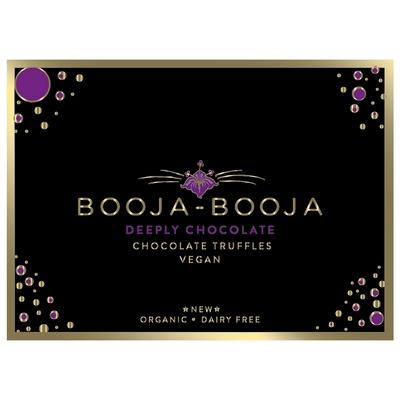 Booja Booja Dark Chocolate Truffles 69g