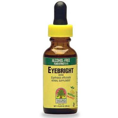 Natures Answer Eyebright Herb 30ml