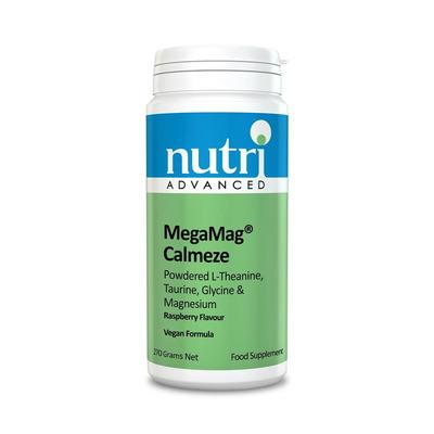 Nutri Advanced MegaMag Calmeze Raspberry 270g