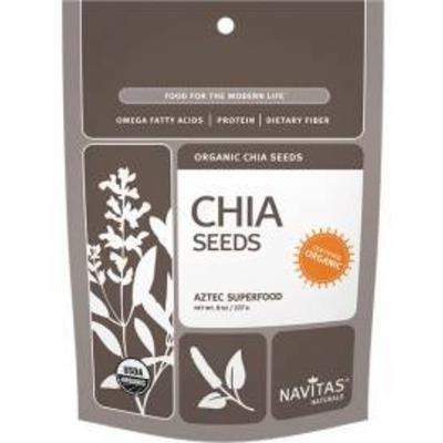 Navitas Naturals Organic Chia Seeds 227g