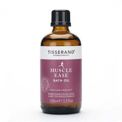 Tisserand Aromatherapy Muscle Ease Bath Oil 100ml