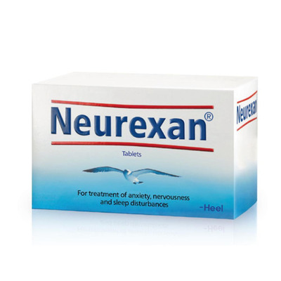 Neurexan 50 Tablets - Pack of 2