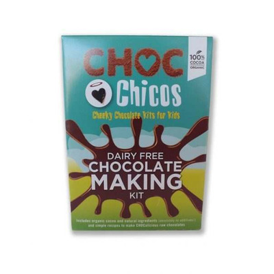 Choc Chicos Kids Dairy Free Chocolate Making Kit 337g