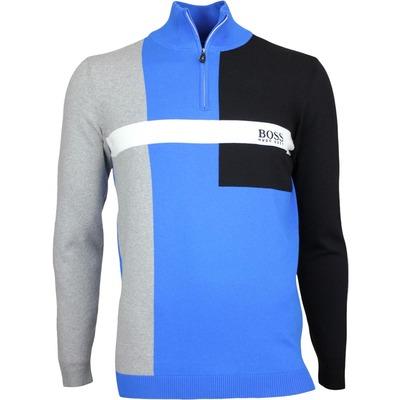 Hugo Boss Golf Jumper Zelchior Pro Victoria Blue PF17
