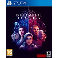 Image of Dreamfall Chapters