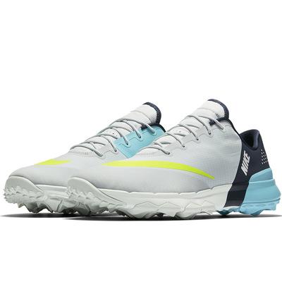 Nike Golf Shoes FI Flex Pure Platinum 2017