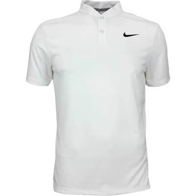 Nike Golf Shirt NK Dry Ultra 2 Blade White AW17