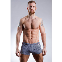 Hom Fresque Swim Shorts (xxl/40)