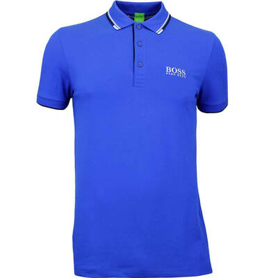 Hugo Boss Golf Shirt Paddy Pro Surf the Web FA17