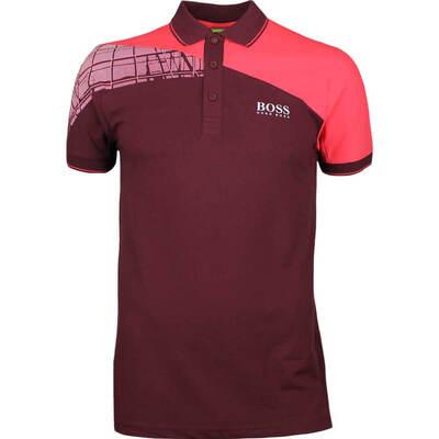 Hugo Boss Golf Shirt Paddy Pro 3 Port Royale FA17