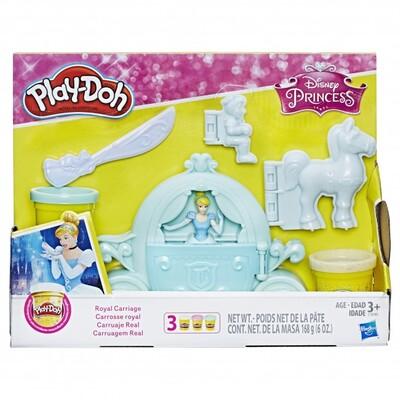 Play-Doh Disney Princess Cinderella Royal Carriage