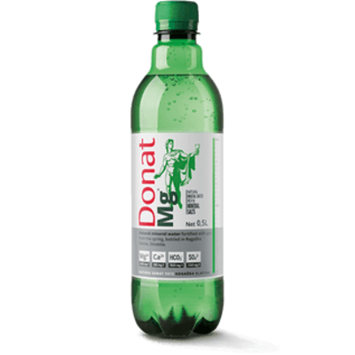 Donat Mg Magnesium Rich Mineral Water 500ml - Pack of 6