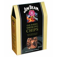 Jim Beam Oak Barrell Wood Barbecue Smoking Chips