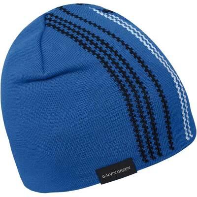 Galvin Green Golf Hat BRAY Windstopper Beanie Kings Blue AW17