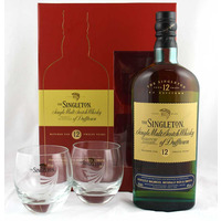 Dufftown The Singleton 12YO Gift Pack with 2 Glasses