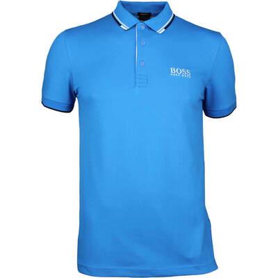 Hugo Boss Golf Shirt Paddy Pro Blue Aster PS18