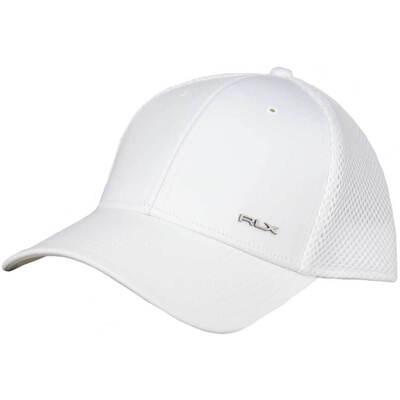 RLX Golf Cap Flex Fit Pure White SS18