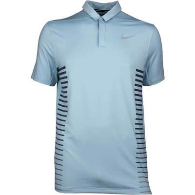 Nike Golf Shirt NK Dry Print Ocean Bliss SS18