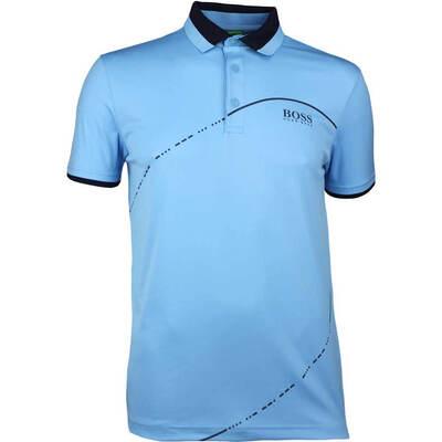 Hugo Boss Golf Shirt Paddy Pro 2 Alaskan Blue SP18