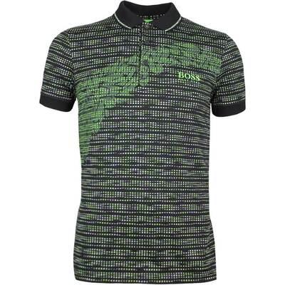 Hugo Boss Golf Shirt Paule Pro 1 Black SP18
