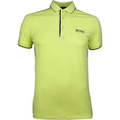 Hugo Boss Golf Shirt Paule MK 1 Sunny Lime SP18