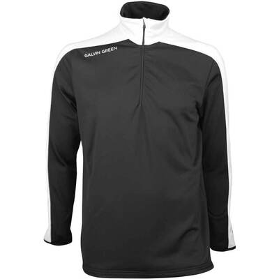 Galvin Green Golf Pullover DEX Insula Black SS18