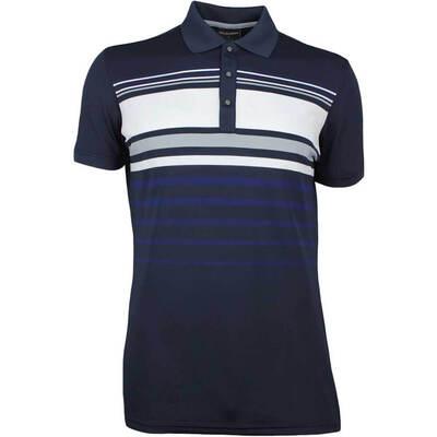 Galvin Green Golf Shirt MAYER Navy SS18