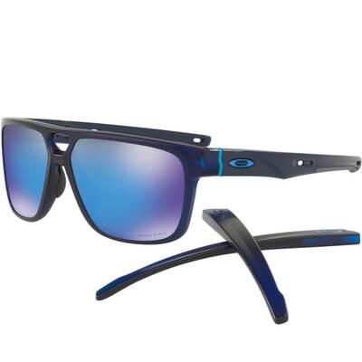 Oakley Golf Sunglasses Crossrange Patch Navy Sapphire Prizm 2018