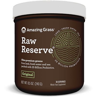 Amazing Grass Raw Reserve Original 240g
