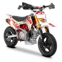 M2R Racing 90R 90cc 62cm Semi-Auto Mini Supermoto Pit Bike