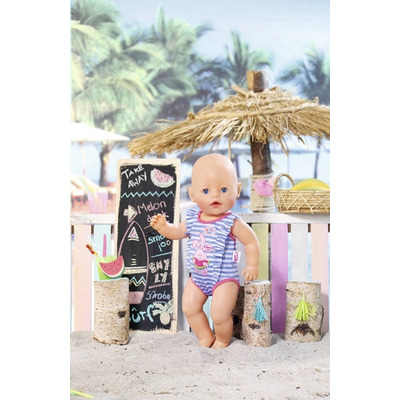 Baby Born Swimsuit Collection - Blue