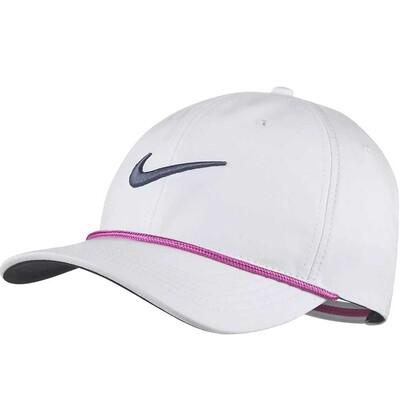 Nike Golf Cap Classic 99 Rope White Hyper Magenta SS18