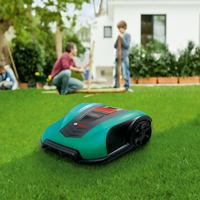 Bosch Indego 400 Connect 26cm (10) Robotic Mower