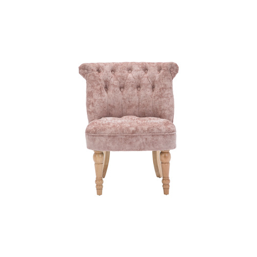 Cotswold Blush Bedroom Chair