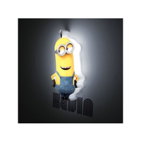 Despicable Me Minions Mini 3D LED Wall Light Kevin
