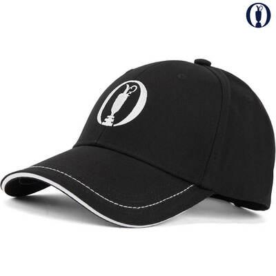 Hugo Boss Golf Cap The Open Cap 1 Black 2018