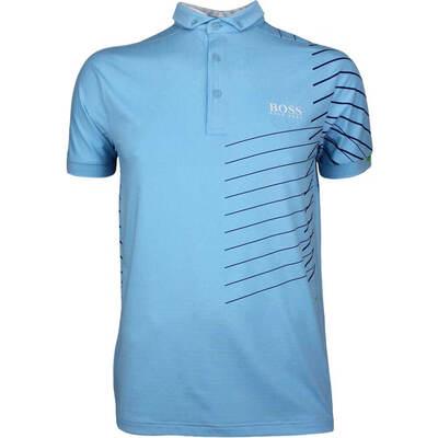Hugo Boss Golf Shirt Paddy MK 2 Sky Blue FA18