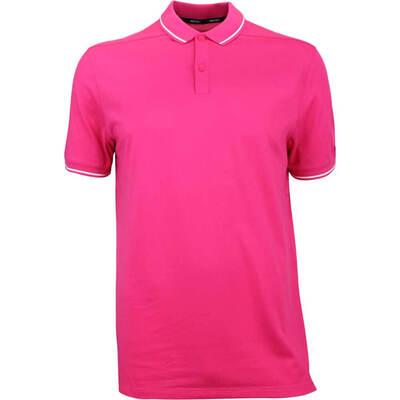 Nike Golf Shirt NK Dry Pique Rush Pink AW18