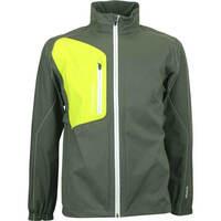 Galvin Green Waterproof Golf Jacket - Angelo Paclite - Beluga AW18