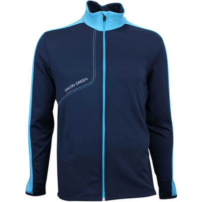 Galvin Green Golf Jacket Dario Insula Navy AW18