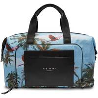 Ted Baker Holdall - Myrrtle Photo Print - Blue AW18