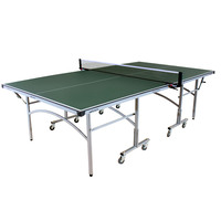 Butterfly Easifold Outdoor Table Tennis Table - Blue