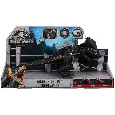 Jurassic World Fly53 Grab N Growl Indoraptor