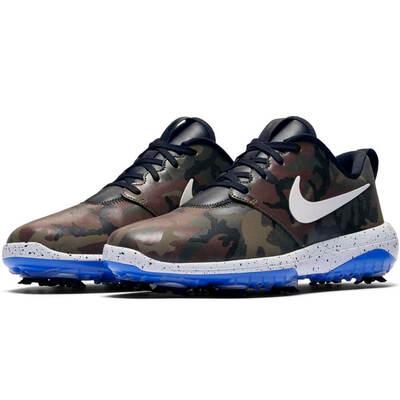 Nike Golf Shoes Roshe G Tour Camo NRG Hyper Royal 2018