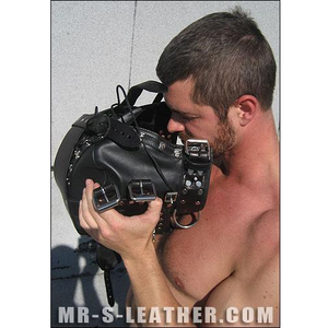 Mr S Leather The Sci Fi Hood by Fetters USA Preview